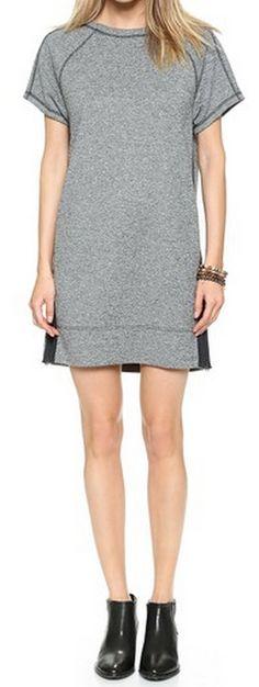 banded neckline shift dress  http://rstyle.me/n/wb2v2pdpe
