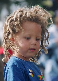 My child will have dreadlocks                                                                                                                                                                                 More