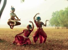 See? Dance gives you roots. Dance gives you wings.