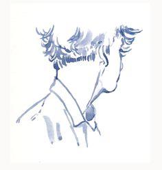 Grantaire, self portrait