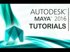 [VOICE + TEXT] Get into a new Way of Learning Maya 2016 by Autodesk. Maya 2016 tutorial for beginners, getting started, basics. There is not a show or a play...