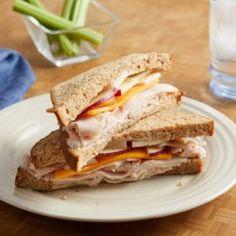 Turkey Apple Cheddar Sandwich - EatingWell.com