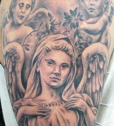 Cherub Tattoos - Tattoos.net