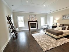 Jacobean dark oak floor stain. 2014 Trends for Hardwood floors - Westchester County, NY - What's hot and stylish in flooring. 8 trends for hardwoods from vintage to ultra chic ebony.