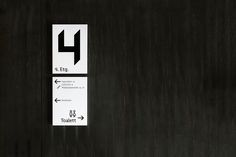 Brand identity and wayfinding for Oslo-based cultural centre and co-working space Sentralen by Metric Design, Norway Storefront Signage, Wayfinding Signage, Environmental Graphics, Environmental Design, Oslo, Sign Board Design, Sign System, Web Design, Graphic Design