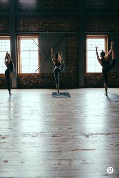 dancers   yoga