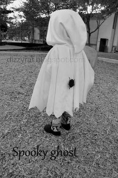 Geister Kostüm Halloween Kostüm Kinder Kleines Gespenst