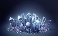 Crystal Wallpapers - Wallpaper Cave