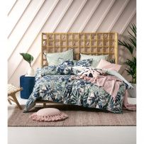 Linen House Belongil Queen Quilt Cover Set