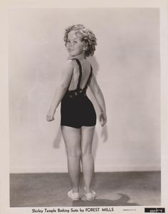Final, sorry, naked picture of shirley temple site theme