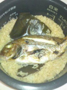 炊飯器で簡単♪鯛めし by rintarosan [クックパッド] 簡単おいしい ...