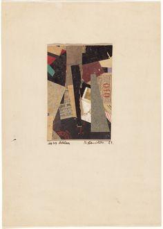 Moma Collection, Kurt Schwitters, Film Studies, List Of Artists, Research Projects, Museum Of Modern Art, Film Stills, Artist Names, Installation Art