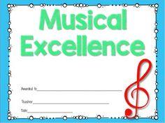 End of the Year Awards {Music Class} {Editable} by Mrs Stouffer's Music Room | Teachers Pay Teachers