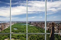 Record-breaking $90,000,000  penthouse sale in New York (photo credit: One57)  http://on.msnbc.com/Kq6EWp