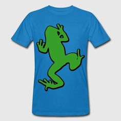 THE FROG - Change the colors and print the frog