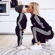 🥋👍Do you know Martial Arts & Karate can be the best child discipline train. - 🥋👍Do you know Martial Arts & Karate can be the best child discipline training? Mother Son Matching Outfits, Mom And Baby Outfits, Kids Outfits, Fashion Kids, Baby Boy Fashion, Mommy And Son, Mom Son, Sport Outfit, Kids Health