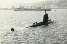 USS Scorpion SSN-589