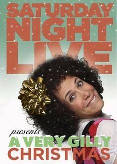 Saturday Night Live: Presents A Very Gilly Christmas DVD Movie