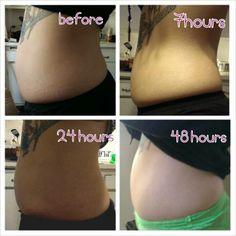 Ultimate Body Applicator. Keeps working for 36-48 hours AFTER you remove the wrap. WOW.. Awesome. Get one for $25 314-600-2265