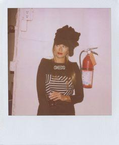 Rashida Jones para Band of Outsiders Otoño/Invierno 2013