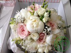 soft, romantic tones #wedding