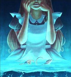 alice in wonderland | sea of tears