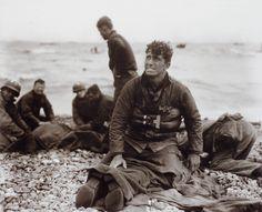 Walter Rosenblum, D-Day Rescue, Omaha Beach, 1944