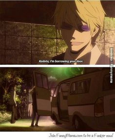 Shizuo logic though<<<idk why but in the 1st pic I thought Shizuo had really big lips