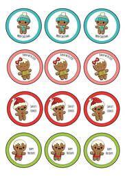 Etiquetas para galletas de Navidad - Cartel Gratis #galletasdejengibre #cookies #Christmascookies #cocina #etiquetasnavidad #plantillaetiquetas #CartelGratis #galletasdenavidad Decorative Plates, Ginger Cookies, Christmas Cookies, Cooking, Butterflies, Poster, Fiestas