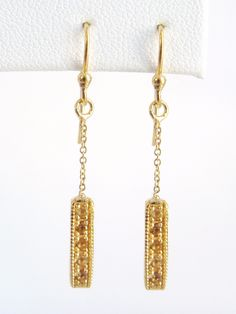 Dsquared2 ICON drop earring - Metallic wNT2wJ