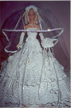 wedding dress barby