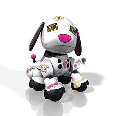 Zoomer Zuppies - Edgy Toy Gift Puppies Dog Puppy - Scarlet Girls Zpuppy http://www.amazon.com/dp/B00QK28U8G/ref=cm_sw_r_pi_dp_qgIMub1CZN3AF