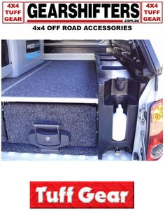 4X4 WATER TANKS FOR OUTBACK INTERIORS DRAWER SYSTEMS 50L FOOD GRADE 200MM WIDE in Vehicle Parts & Accessories, Car, Truck Parts, Interior | eBay!