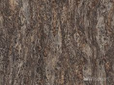 This Cosmos Granite Wilsonart® HD® High Definition® Laminate design blends dark greys and browns with black accents. Its dynamic surface appears to move with long, grand flows of minerals.
