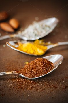 Spices by OSORIOartist on Creative Market