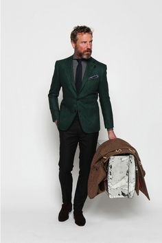 The real reason we love winter | Looking Forward To Winter: Menswear Edition