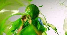 Slime is so cool!  Need to make at least 3 gallons to slime the school principal.  Going to be so much fun.