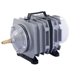 KandA Company Commercial Air Pump 571 GPH Aquarium Hydroponics Aquaponics Fish Pond >>> To learn more, visit image web link. (This is an affiliate link). Aquaponics Fish, Fish Farming, Aquaponics Garden, Gardening, Aquarium Air Pump, Aquarium Fish Tank, Aquarium Kit, Pond Animals, Hydroponics System