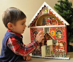 Santas Attic Advent Calendar