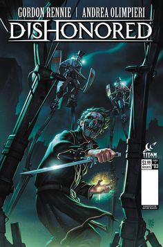 Dishonored (2016) Issue #3