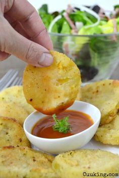 Cuuking!: Tomates verdes fritos para #EntreLibrosAndaElGuiso