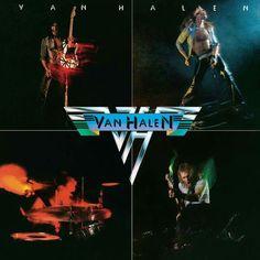 """""""Van Halen"""" is the debut studio album by VAN HALEN. It was released on February 10, 1978."""
