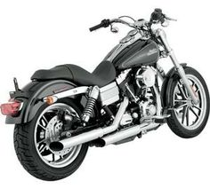 Python Mamba 3 Inch Slip-On Mufflers Chrome- Harley Davidson FXD 91-newerFXDWG 93-08 - DS-41743 Review Buy Now
