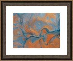 abstract 360b, by  fractal mandala art