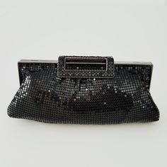 THE LIMITED Sequined Mesh Beaded Evening Bag Formal Cocktail Clutch Purse Black | Clothing, Shoes & Accessories, Women's Handbags & Bags, Handbags & Purses | eBay!