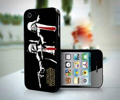 Star Wars Pulp Fiction on design for iPhone 5 Case