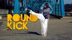 Tips And Techniques For martial arts Roundhouse Kick, Martial Arts Techniques, Hapkido, Round House, Brazilian Jiu Jitsu, Krav Maga, Dojo, Taekwondo, Black Belt