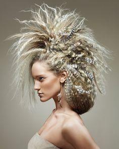 hair @ Nikki frank