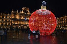 Navidad 2014 Salamanca Spain