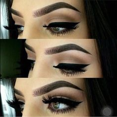 Long lasting waterproof black liquid eyeliner 100% brand new, safe and high quality Women Black Waterproof Eyeliner. Questions are welcome. Get 25% off on 3+ bundles. Thank you and namaste  Makeup Eyeliner